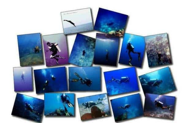 Diving in jeddah